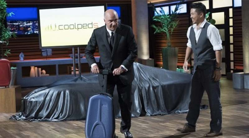 A Shark Tank and Crowdfunding fail?