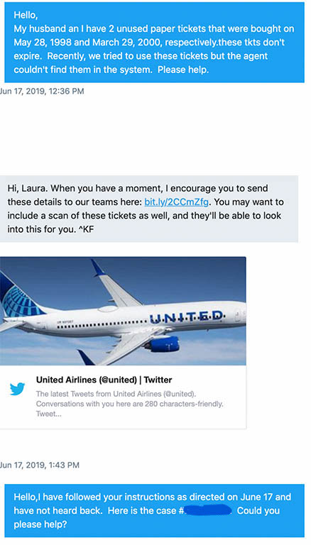 What's a United Airlines forever ticket? (And do I have one?)