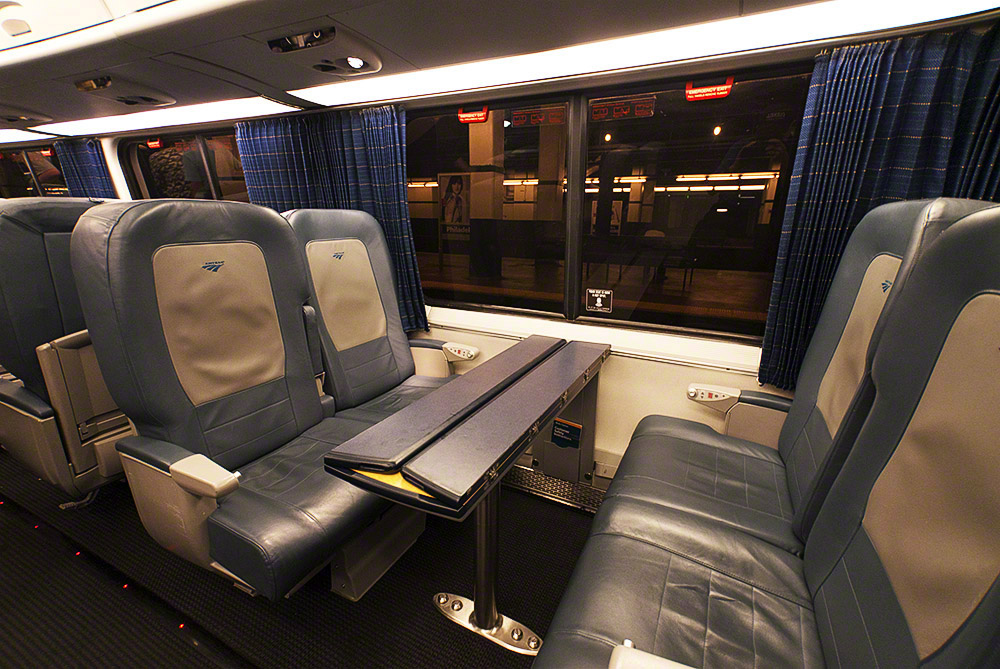 Amtrak Acela train car, Copyright © 2015 NSL Photography. All Rights Reserved.