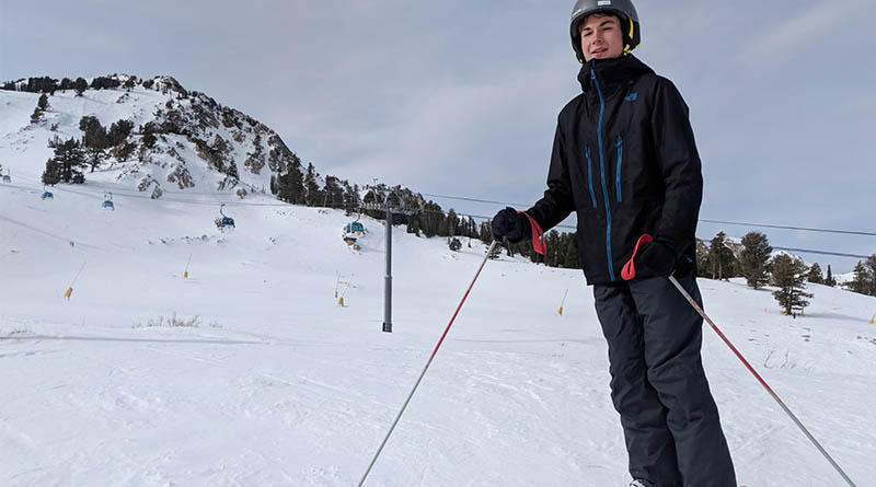 Powder Mountain, Snowbasin stir memories of Olympics past — and a few thrills