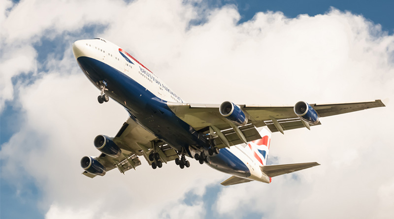 The carrier-imposed fees are quite high on a BA ticket