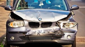Car rental damage problems