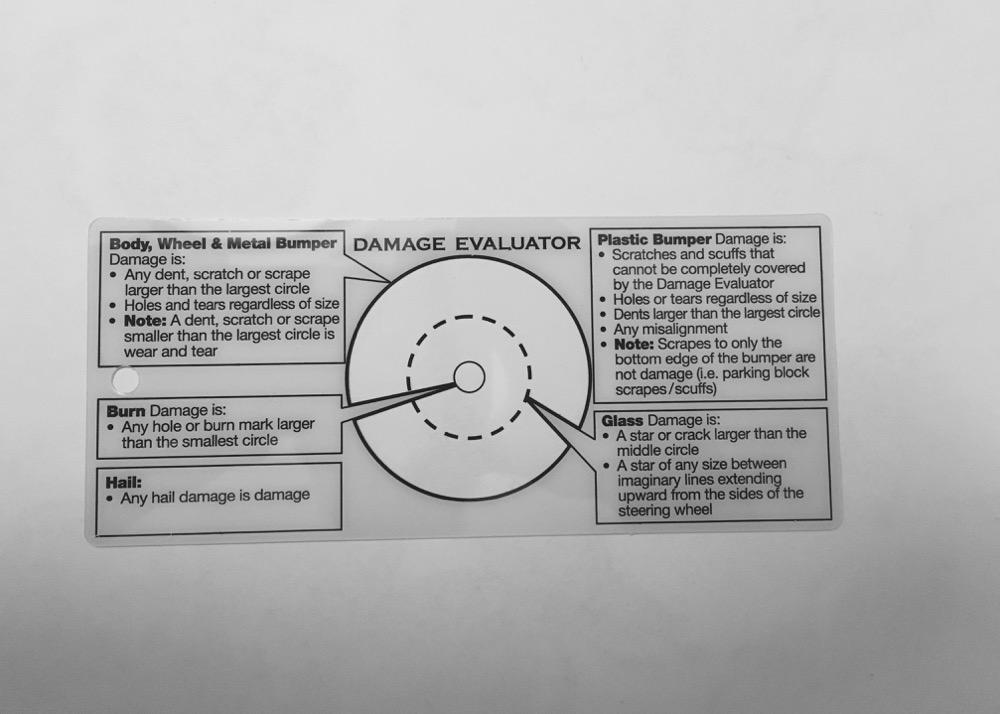 Damage Evaluator