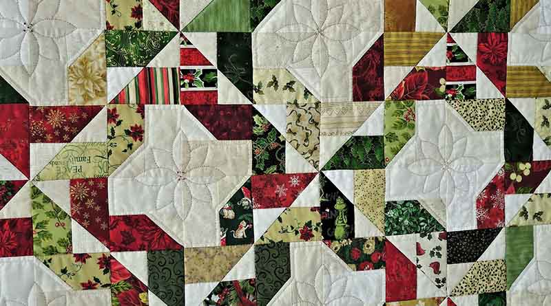 Emma Cottons online quilt shop is a scam. He found out the hard way.