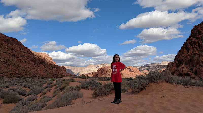 On a hike through Utah's 'Mighty Five,' the rocks are surreal but the anvils are imaginary