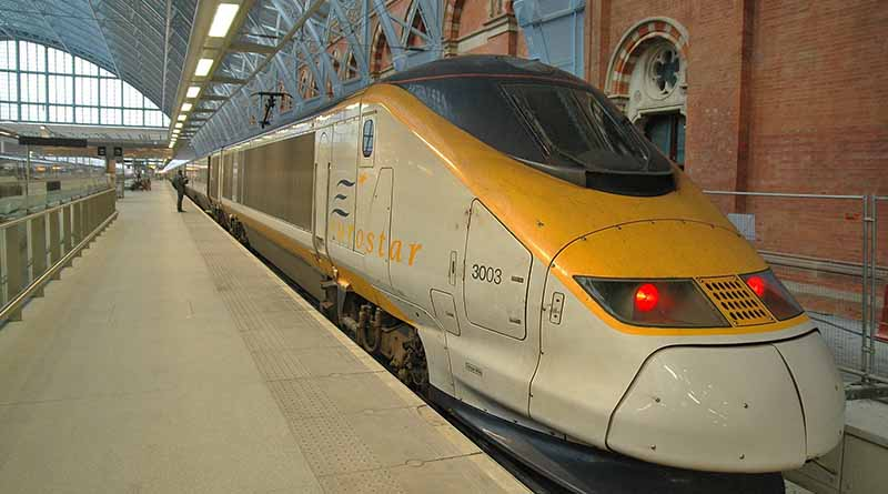 Eurostar canceled their train. Now what?