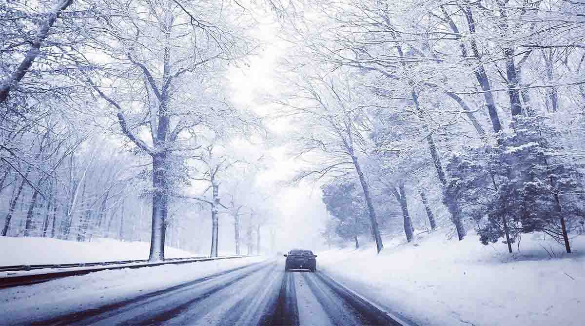 Just in time! Here is some expert winter driving advice