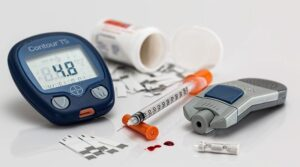 Flying with diabetes information