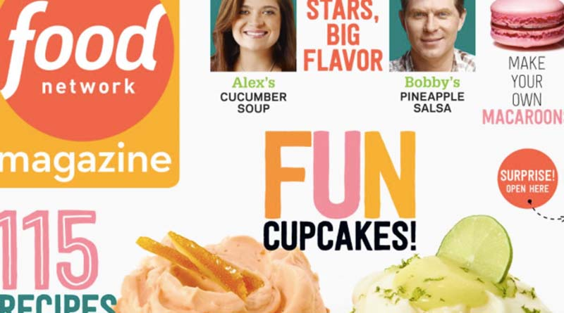 Why is the Food Network Magazine harassing this lady?