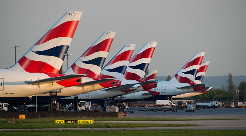 One more British Airways flight downgrade with no refund