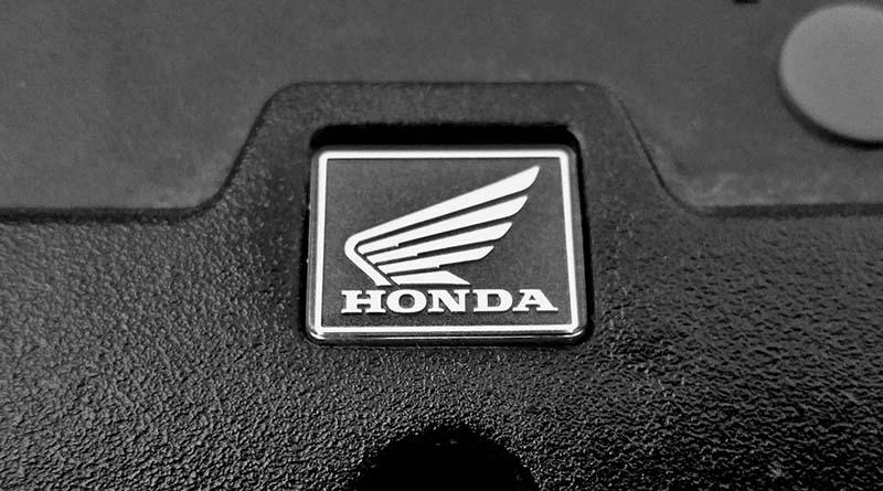 Honda insider information.