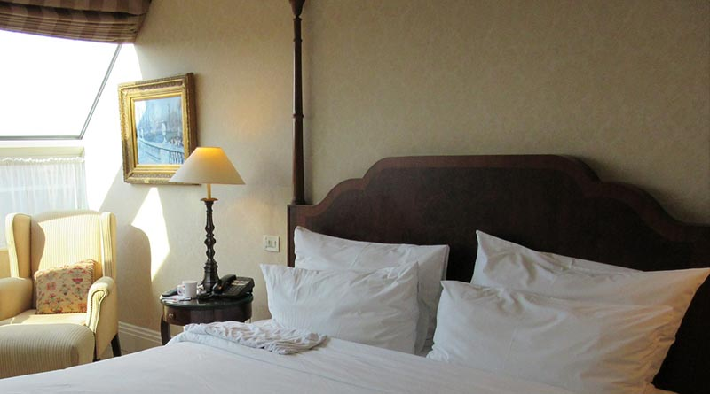This hotel theft charge is most ridiculous -- pillow thievery.