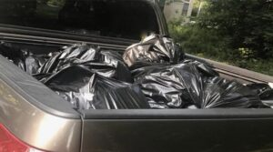 Can a host keep your security deposit over a few bags of trash?