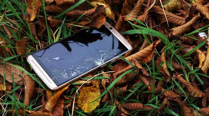 Lose your phone -- what to do next.