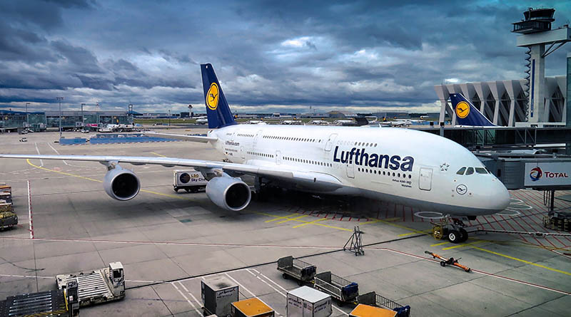 Lufthansa lost her luggage and lost her refund request.