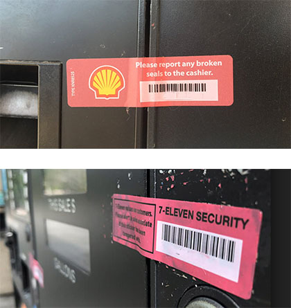 Protect the funds in your prepaid debit card account. Look for the signs of gas pump skimmers this summer.