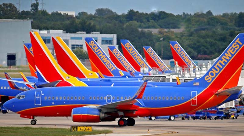 Southwest Airlines ticket giveaway