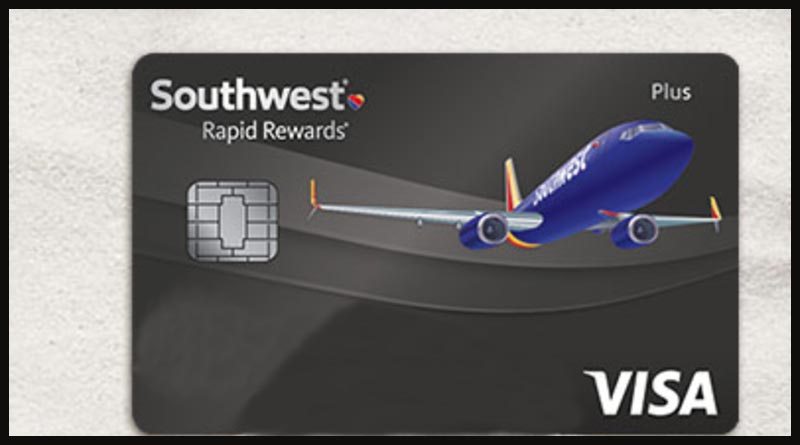 A Southwest Chase Visa credit offer that she never received.