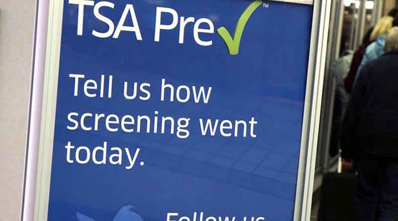 TSA PreCheck long lines
