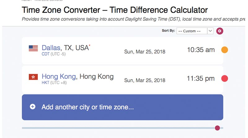 His time zone confusion caused him to miss a business meeting