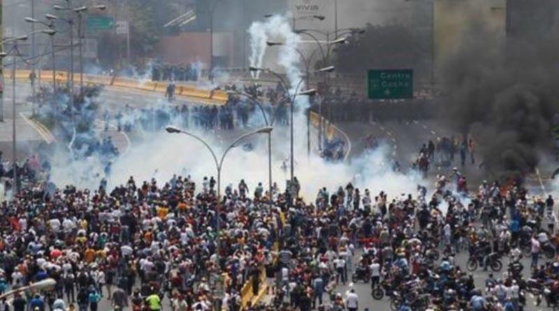 Venezuela isn't safe for tourists