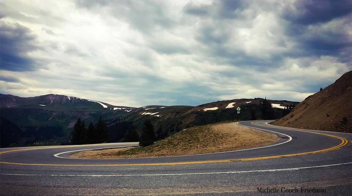 Your car rental might get towed away after a trip down this road! Photo by Michelle Couch-Friedman