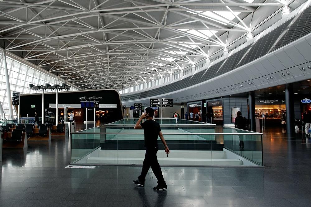 airport, terminal, gate, flight, airline, interior