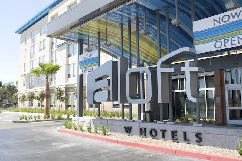 Aloft things I like about Aloft