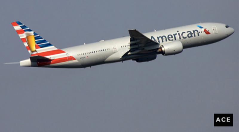 Drunks on the plane annoyed this passenger