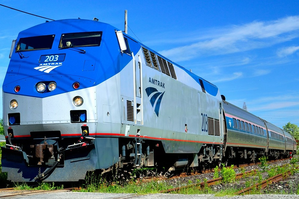 TRAIN STATUS. MODIFY TRIP. Booking Tickets. One-Way; Round-Trip; Multi-Ride; From The results of the search are generated once a term is inserted in this field. Press tab to reach the results once you have finished typing the term. You are using a dynamic assistive view of the Amtrak site. It is formatted just with assistive users in mind.