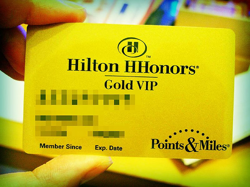 "Lost HHonors: ""Life"" member stripped of Hilton elite ..."