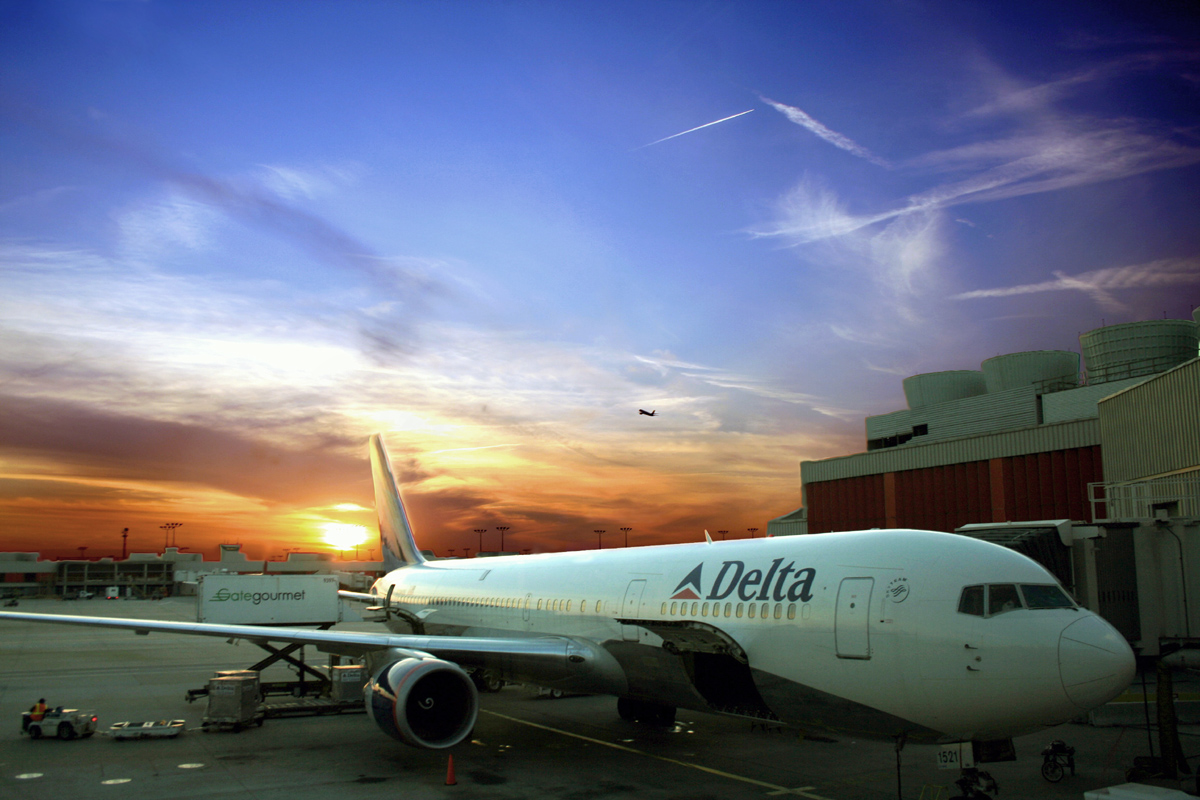 Delta Air Lines Wallpaper: Coolwallpapersbackup: Delta Airlines Wallpapers