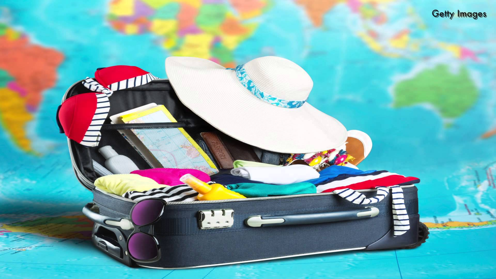 How do I keep my luggage from getting lost?