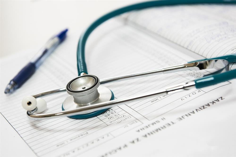 medical, doctor, stethoscope, chart, hospital, sick, ill
