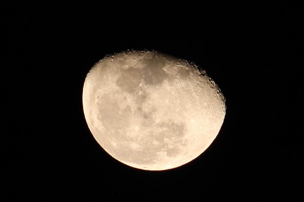 moon, night, eclipse, solar, celestial, night time, sky