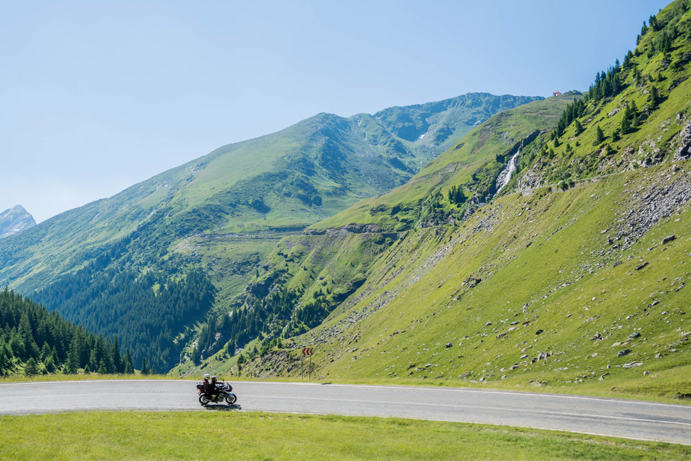 motorcycle, road, trip, mountain, drive, driving, biker