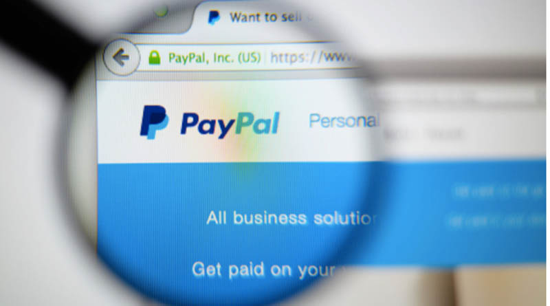 Paypal blocked his account. Can it do that?