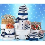 Wine Country Gift Baskets: Polar bear tower