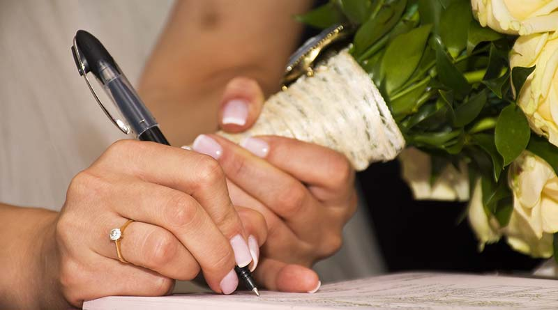 Read this before you sign a prenuptial agreement.