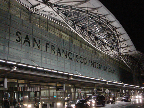 sf airport