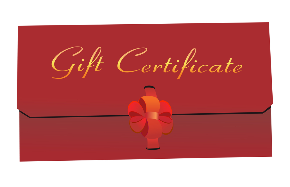 Why won't my Claim Jumper gift certificate work?