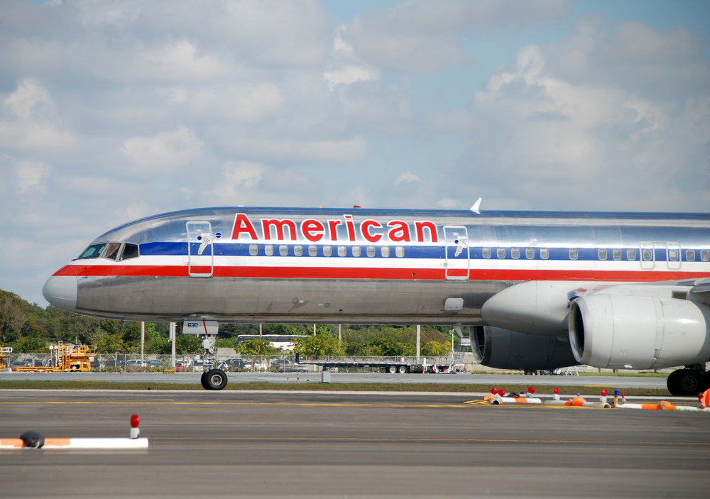 Should American Airlines compensate us for an electrical problem?