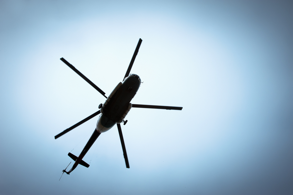 Are helicopters unfit for flight?