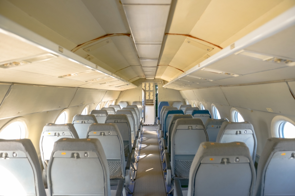 Economy class gets an upgrade – or is it a downgrade?