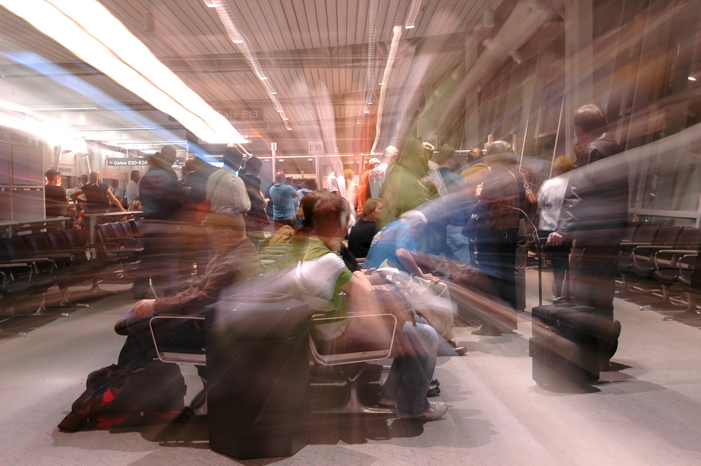 """Should the TSA adopt a """"one line"""" policy?"""