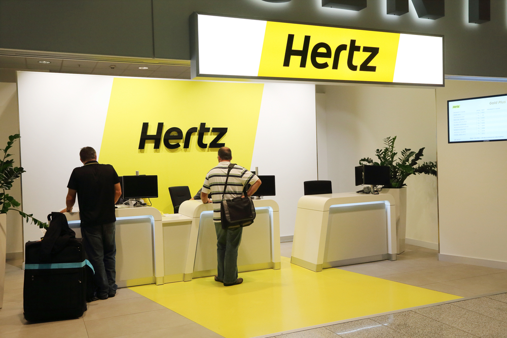 Hertz gave away his car -- does he deserve any compensation?