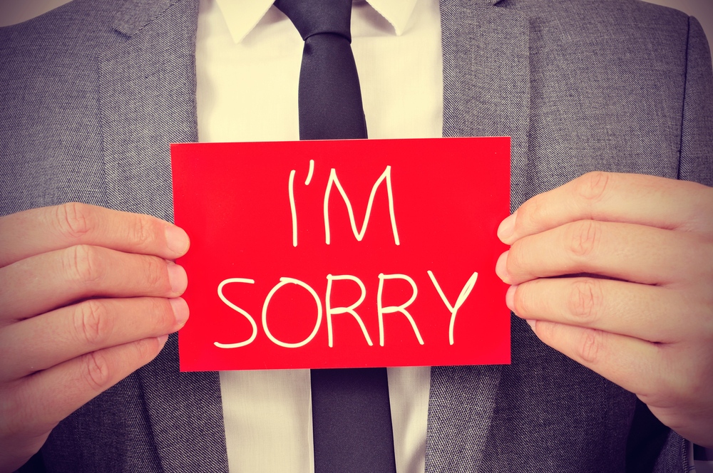 Sizing up the sincerity of corporate apologies