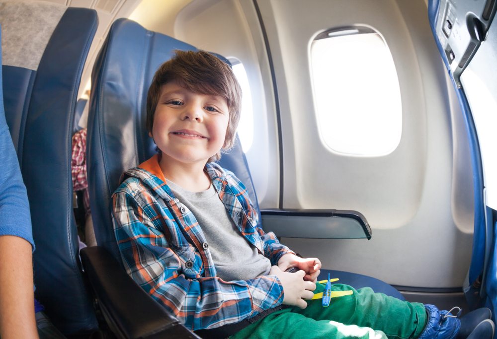 """""""Free"""" airline seat assignments for families? It's about time"""