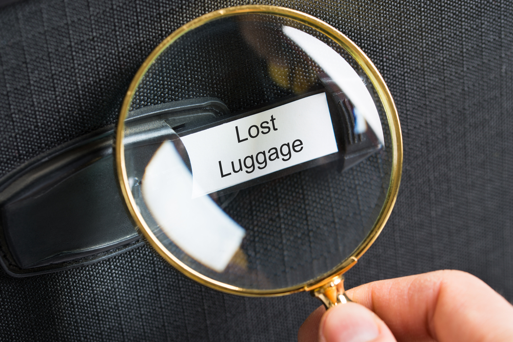 A real lost luggage whodunnit