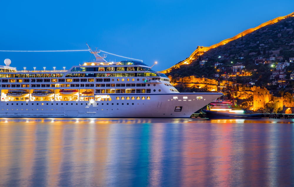 Cruise ships are getting a big upgrade